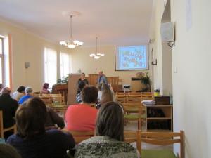 Tesz-vesz gyülekezet képzés Székesfehérváron