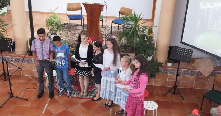 Gyermeknap és anyák napja a Hévízi Gyülekezetben