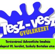 Tesz-Vesz logó
